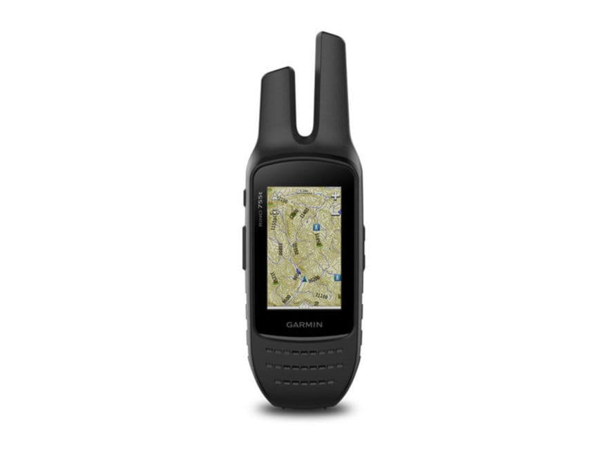 Garmin Rino 755t Handheld GPS and 2-Way Radio