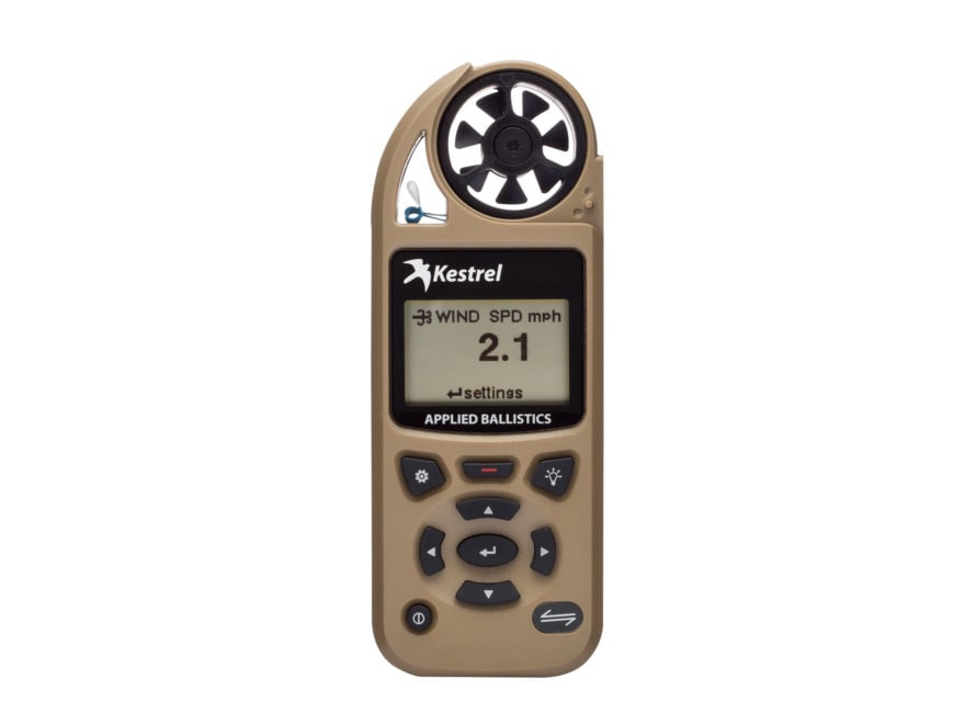 Kestrel 5700 Elite Hand Held Weather Meter with Applied Ballistics with LINK