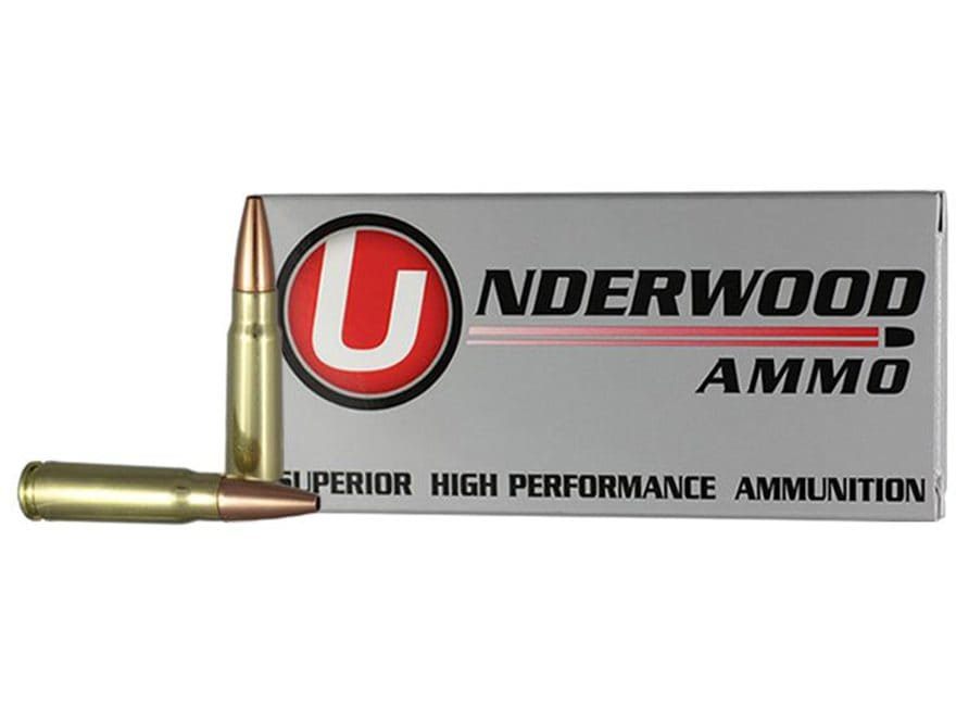 Underwood Ammunition 7.62x39mm 123 Grain Lehigh Controlled Chaos Lead-Free Box of 20