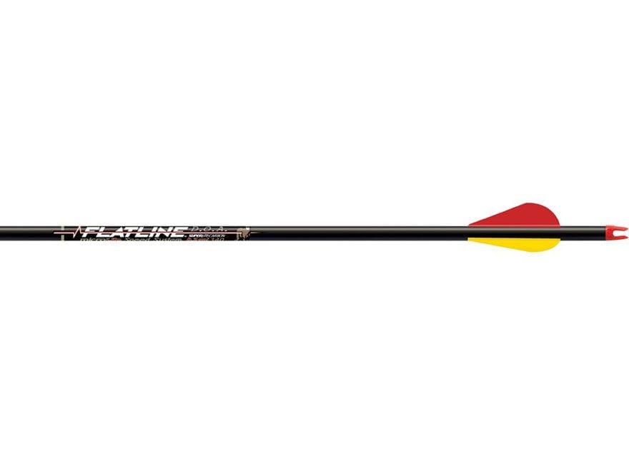 Easton FlatLine Carbon Arrow Black
