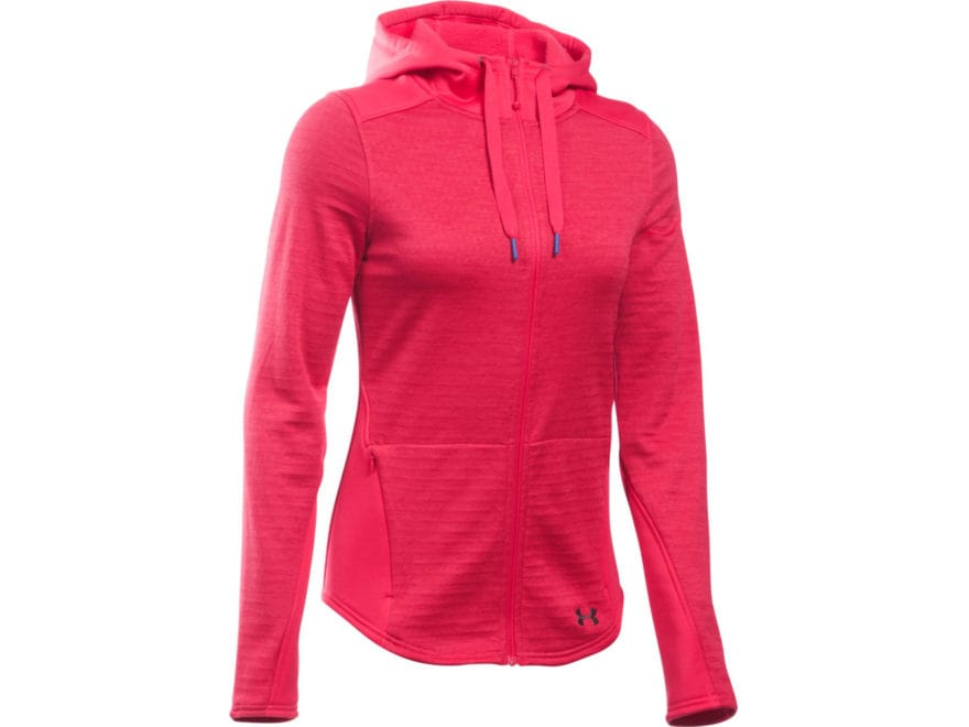 new product 7b351 a101a Under Armour Women s UA Expanse Full Zip Hoodie Polyester