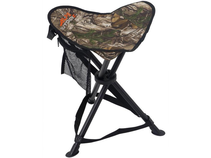 ALPS Outdoorz Tripod Stool/Chair Realtree Xtra Camo