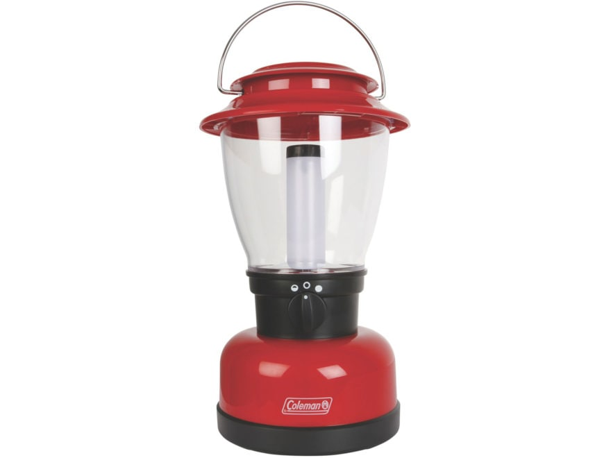 Coleman CPX 6 Classic XL Lantern LED Polymer Red
