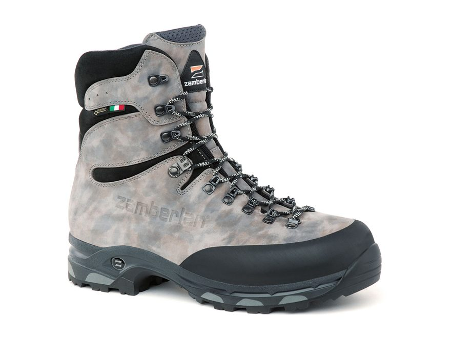 "Zamberlan 1017 Smilodon GTX RR WL 9"" Hunting Boots Gore-Tex Nubuck Leather"
