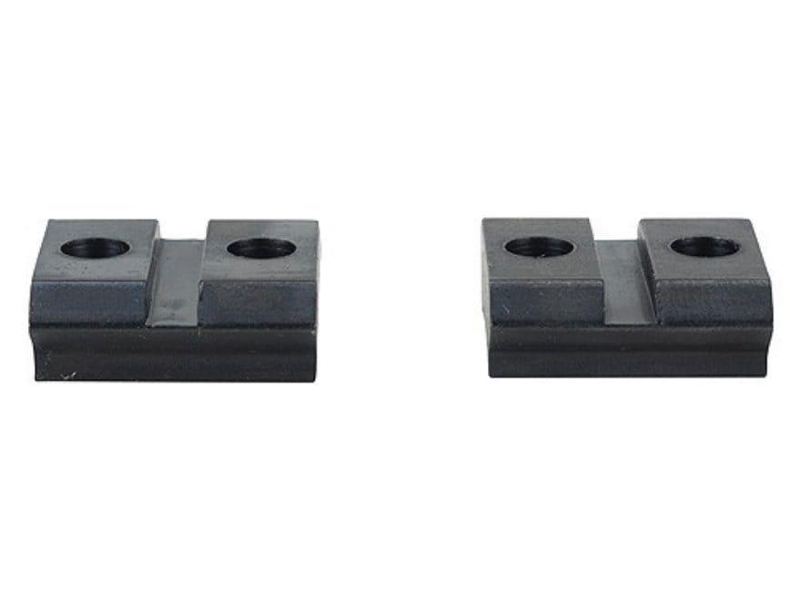 Warne Maxima 2-Piece Steel Weaver-Style Scope Base Anschutz 54, 54MS, 64, 64MS, 164