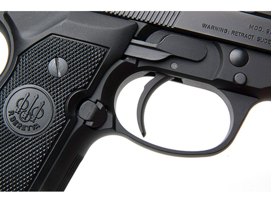 Wilson Combat Short Reach Trigger Beretta 92, 96 Steel Black