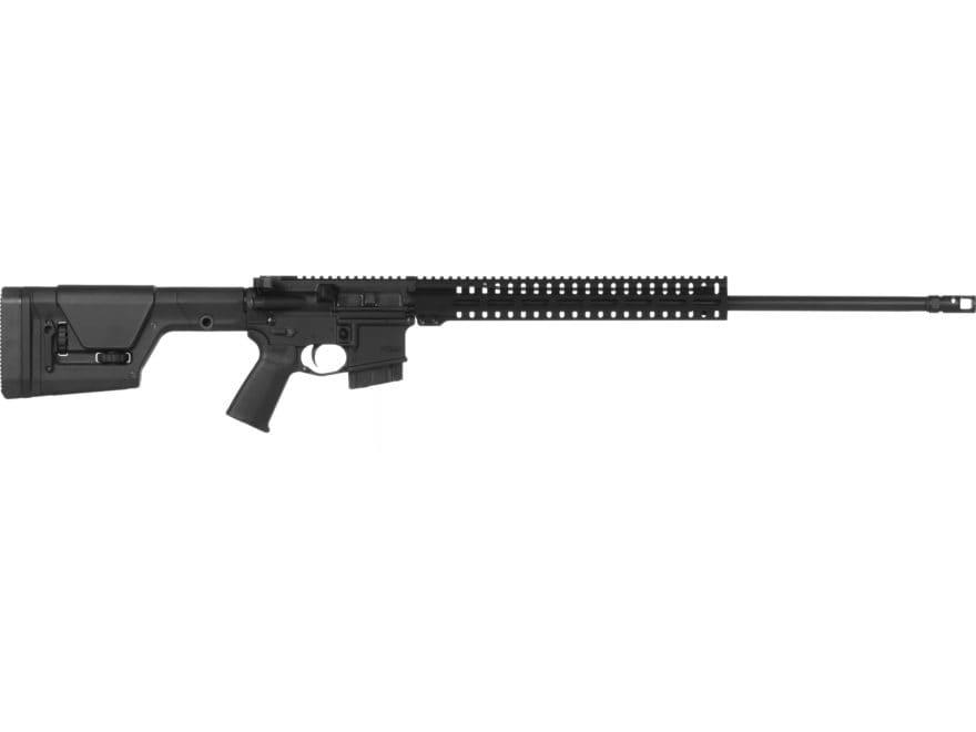 "CMMG Mk4 DTR2 Rifle 224 Valkyrie 24"" Barrel 10-Round Black"