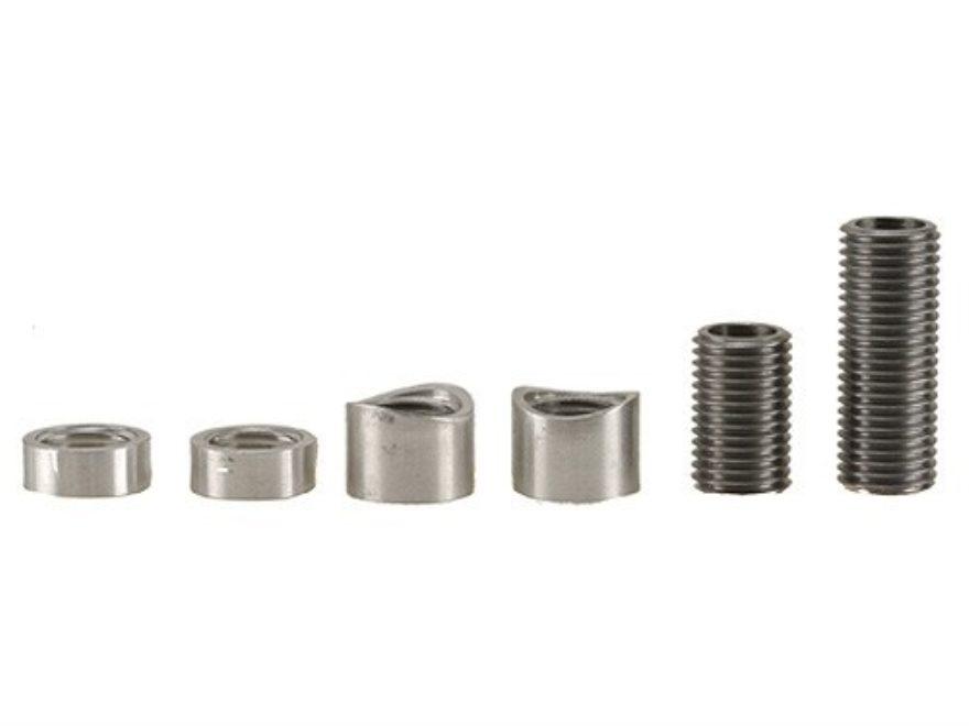 PTG Adjustable Pillar Glass Bedding Column Steel Pack of 2