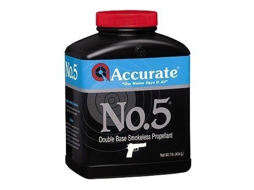 Accurate No. 5 Smokeless Powder