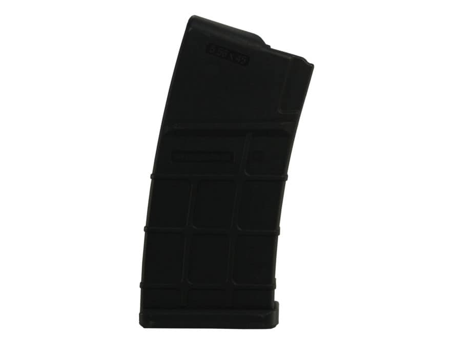 Promag Magazine HK 93 223 Remington, 5.56x45mm Polymer Black