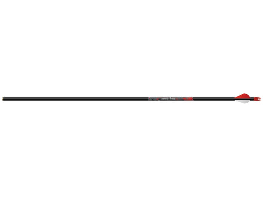 "Easton Bloodline FOC Carbon Arrow 2"" Blazer Vanes Pack of 6"