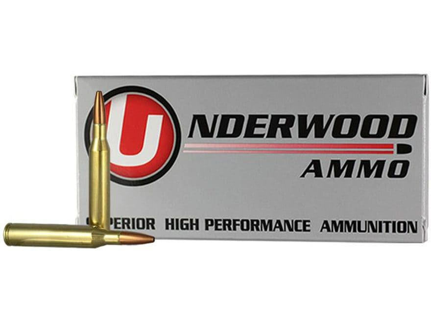 Underwood Ammunition 25-06 Remington 102 Grain Lehigh Controlled Chaos Lead-Free Box of 20