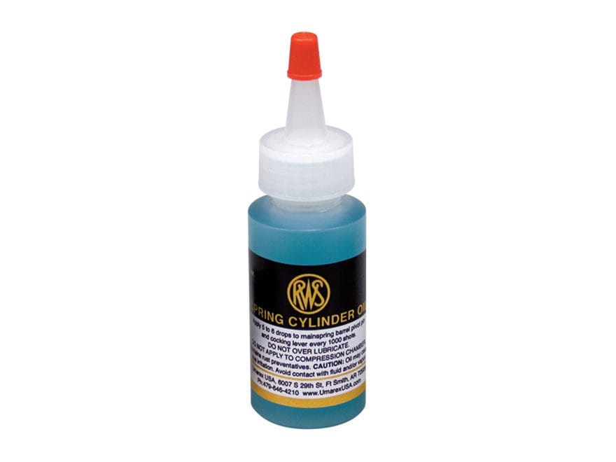 RWS Spring Cylinder Oil 1 oz Liquid