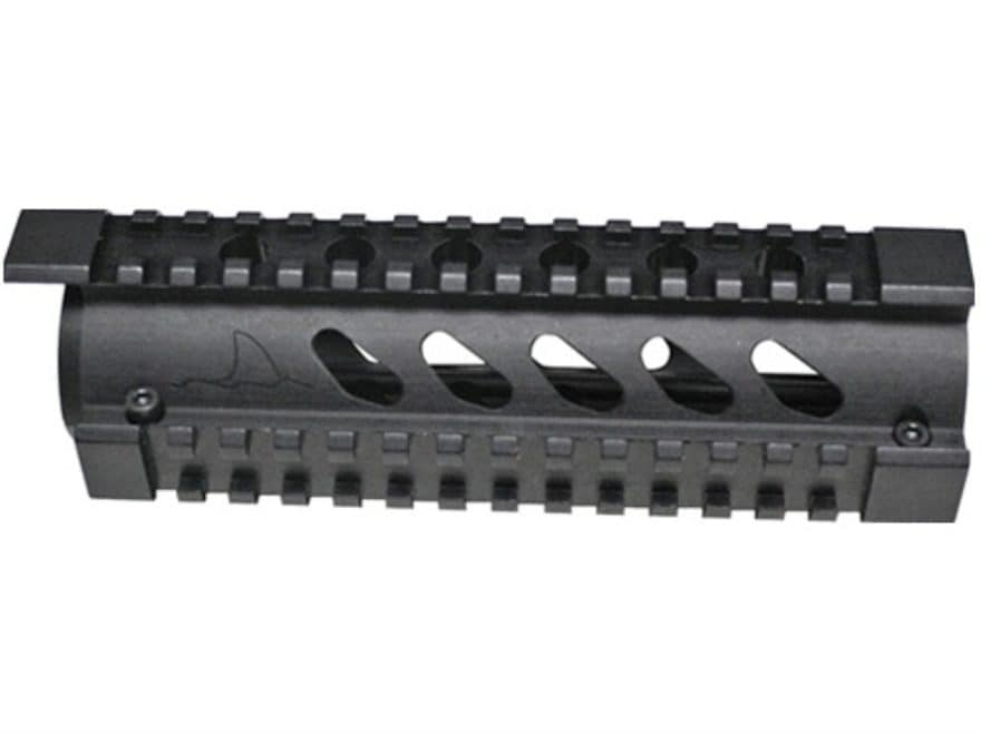 Mako 2 Piece Handguard Quad Rail Ar 15 Carbine Aluminum Mpn Md Qrs1