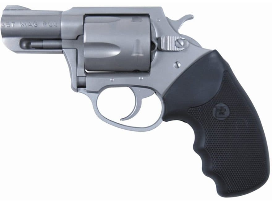 Charter Arms Mag Pug Revolver 5-Round Black Rubber