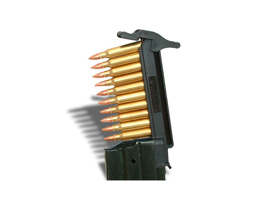 Stripper clip loader