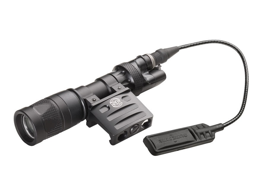 Surefire M312 Vampire Scout Light Weapon Light White and IR LED with MR45 Mount with 1 ...