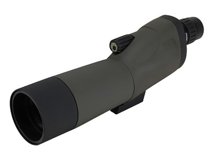 Barskahawk Spotting Scope 18-36x 50mm Angled Body with Tripod and Soft Case Rubber