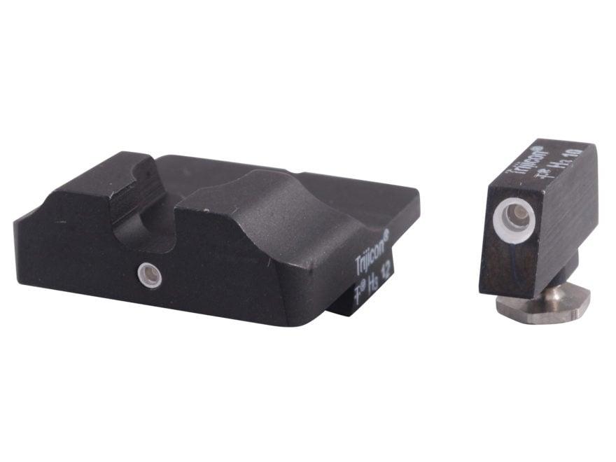 Warren Tactical Night Sight Set Glock 17, 19, 22, 23, 24, 34, 35 1-Dot Tritium Tactical...