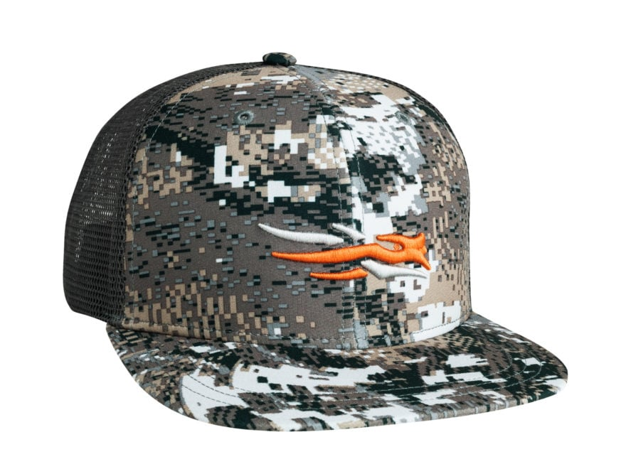Sitka Gear Meshback Logo Cap Polyester
