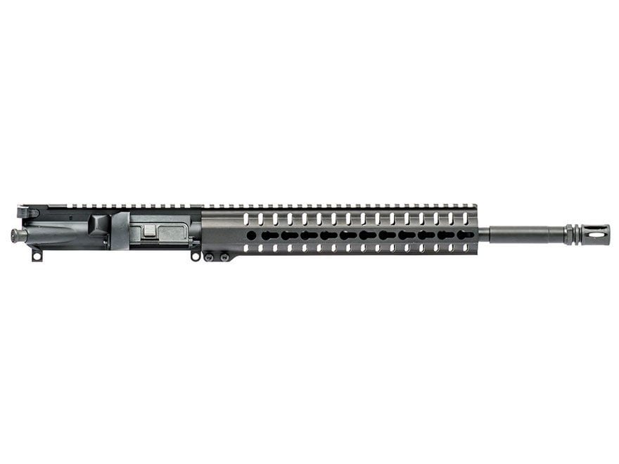 "CMMG AR-15 Mk4 T Upper Receiver Assembly 22 Long Rifle 16"" Salt Bath Nitride Finished C..."