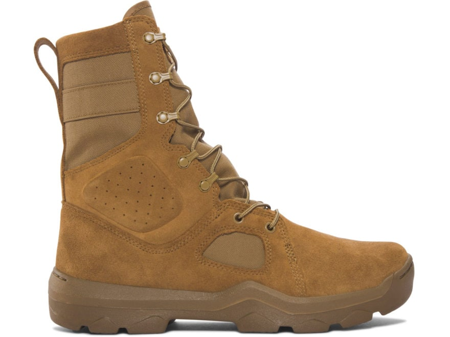 "Under Armour UA FNP 8"" Tactical Boots Synthetic Men's"