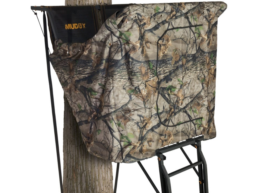 Muddy Outdoors Made-To-Fit Blind Kit II for Side-Kick and Sky-Rise Blinds Camo