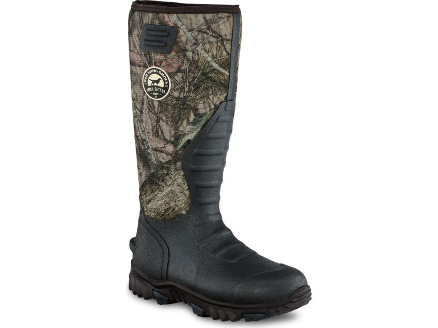 "Irish Setter Rutmaster 2.0 Lite 17"" Waterproof 7mm Insulated Hunting Boots"