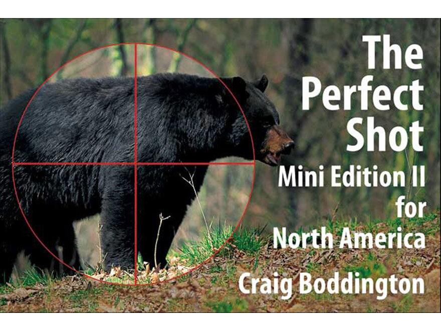 """Perfect Shot: Mini Edition North America 2: Bear, Bison, Cougar, Goat, Hog, Javelina, ..."