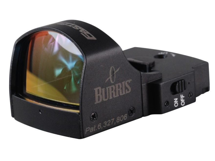 Burris FastFire II Reflex Red Dot Sight 4 MOA Matte