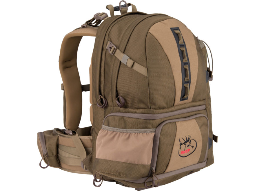 ALPS Outdoorz RMEF Raptor X Backpack Coyote Brown