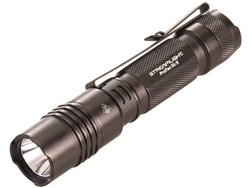 Streamlight ProTac 2L-X USB Flashlight LED with Rechargeable 18650 Battery and Holster ...