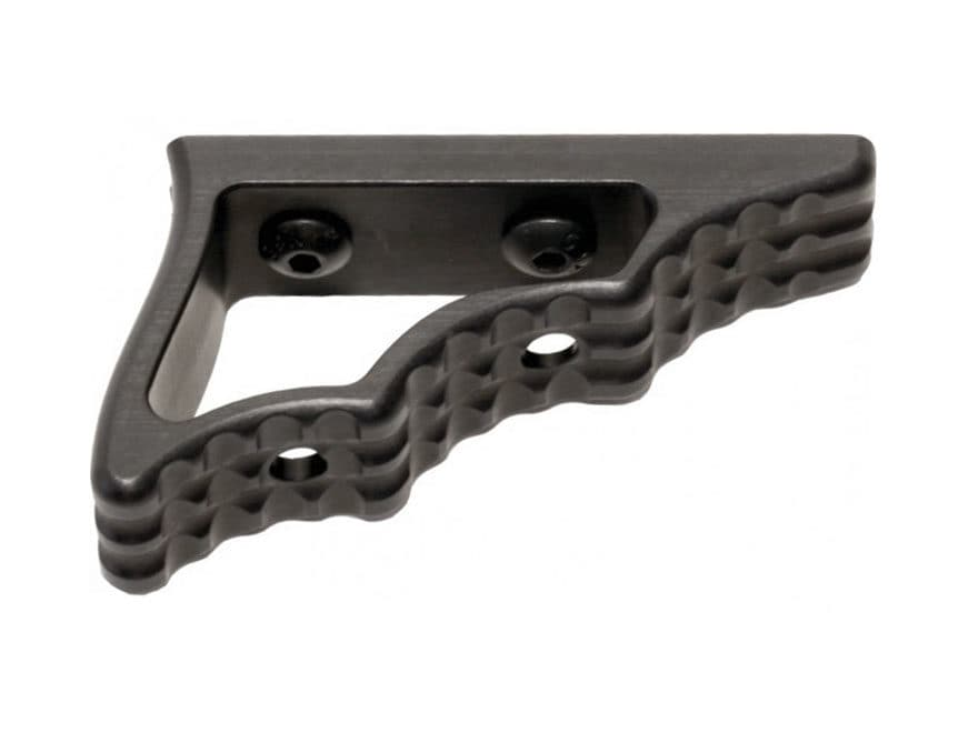ERGO KeyMod Angled Forward Grip Aluminum Matte