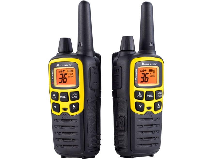 Midland T61VP3 Two-Way Radio Combo