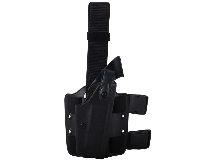 Safariland 6004 SLS Tactical Drop Leg Holster - UPC  781606941491 480ba91f9382