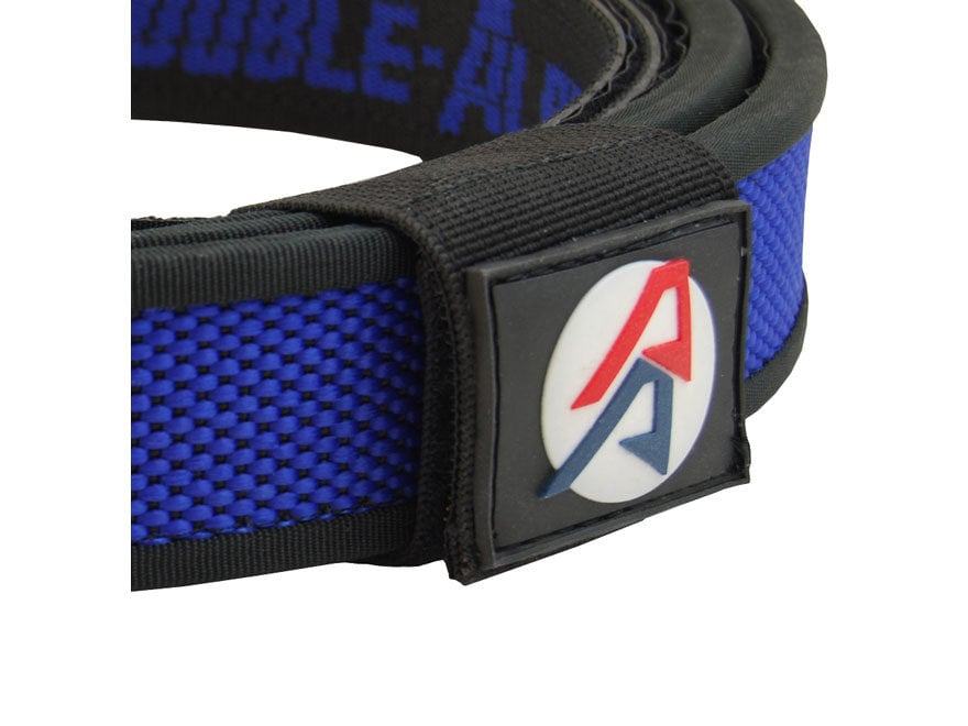 Double-Alpha Premium Belt Security Loop Nylon Black