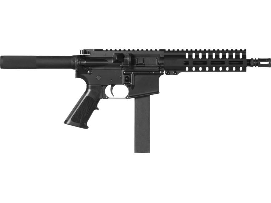 """CMMG Banshee 100 MK9 Pistol 9mm Luger 8.5"""" Barrel 32-Round Black"""