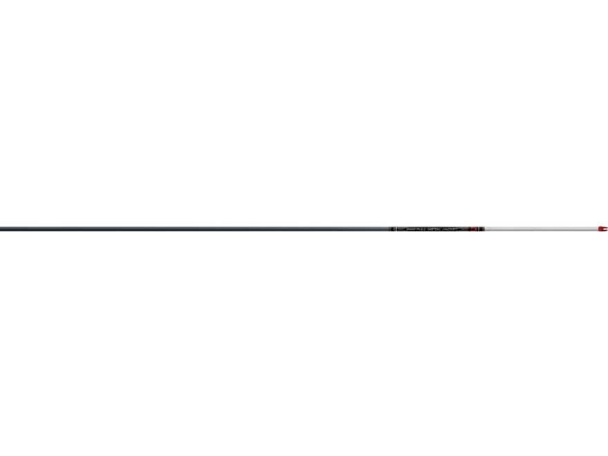 Easton Full Metal Jacket 6mm 320 Carbon and Aluminum Arrow Shaft Black Pack of 12