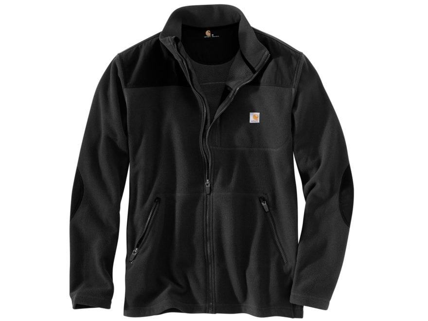 Carhartt Men's Fallon Full Zip Fleece Sweater Polyester