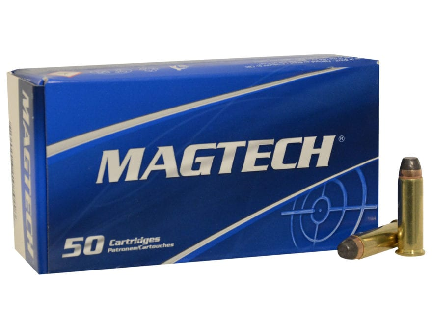 Magtech Sport Ammunition 38 Special +P 158 Grain Semi-Jacketed Soft Point Box of 50