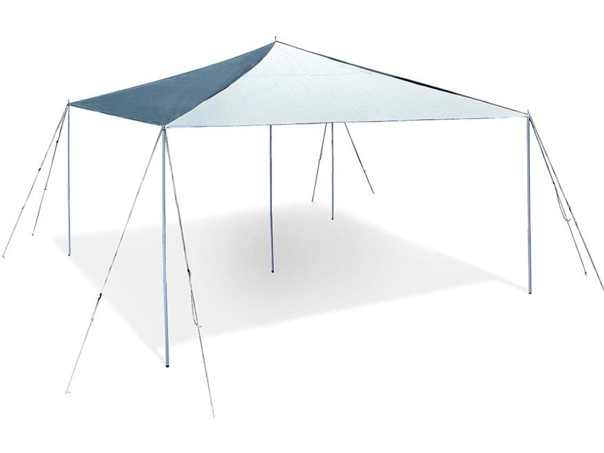 Stansport Dining Canopy 12' X 12' Polyethylene Green