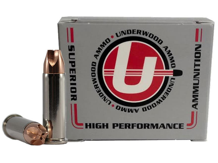 Underwood Xtreme Defender Ammunition 38 Special 100 Grain Lehigh Xtreme Defense Lead-Fr...