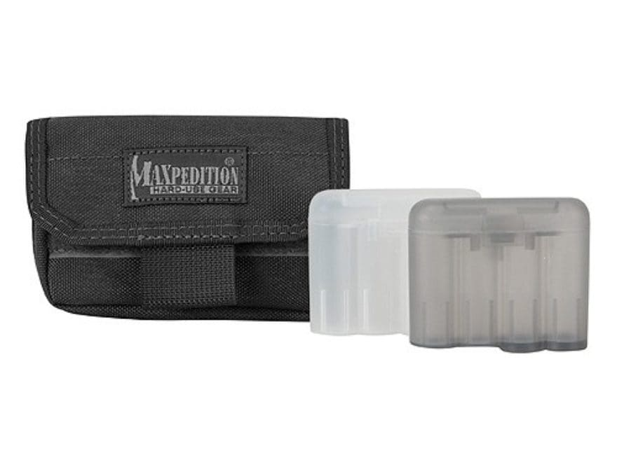 Maxpedition Volta Battery Case Black