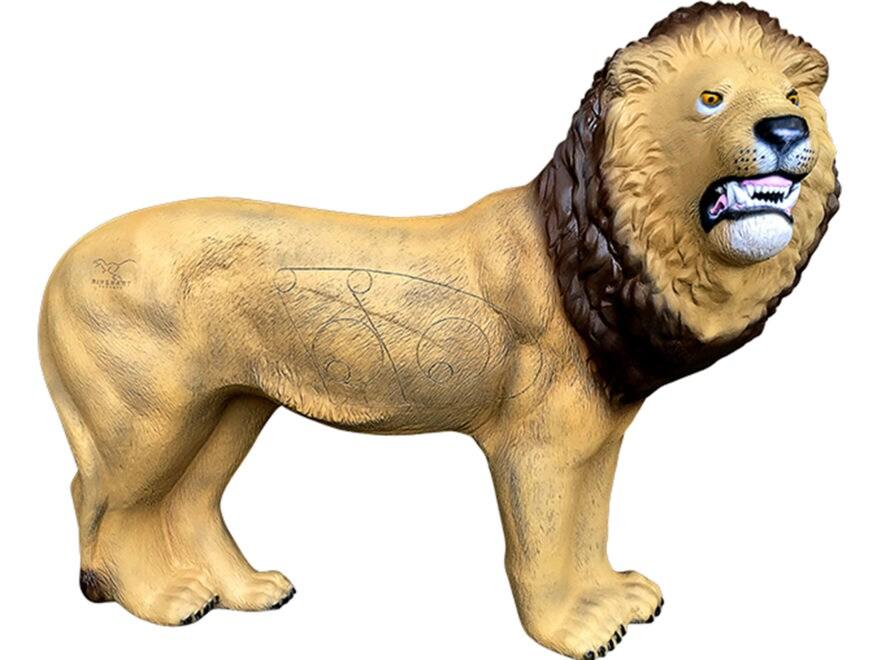 Rinehart Lion 3D Foam Archery Target