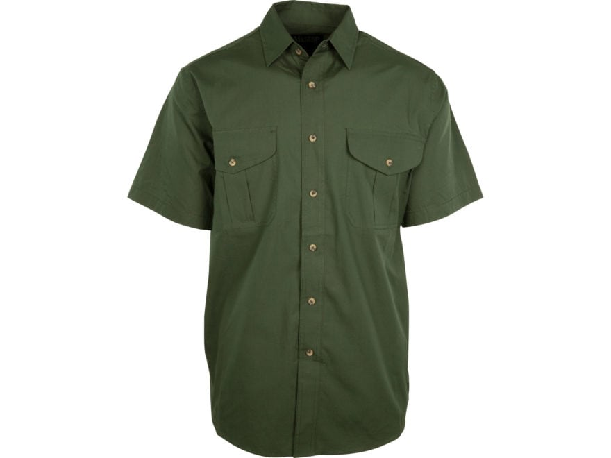 MidwayUSA Men's Safari Short Sleeve Shirt