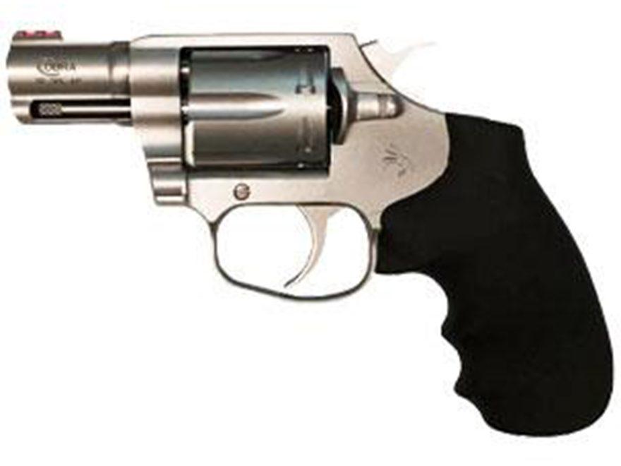 """Colt Cobra Revolver 38 Special +P 2.1"""" Barrel 6-Round Stainless"""