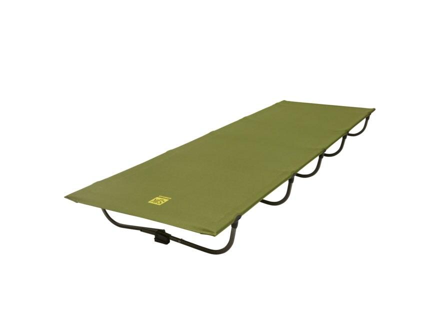 Slumberjack Low Cot Steel Frame Polyester Top - MPN: 56743018