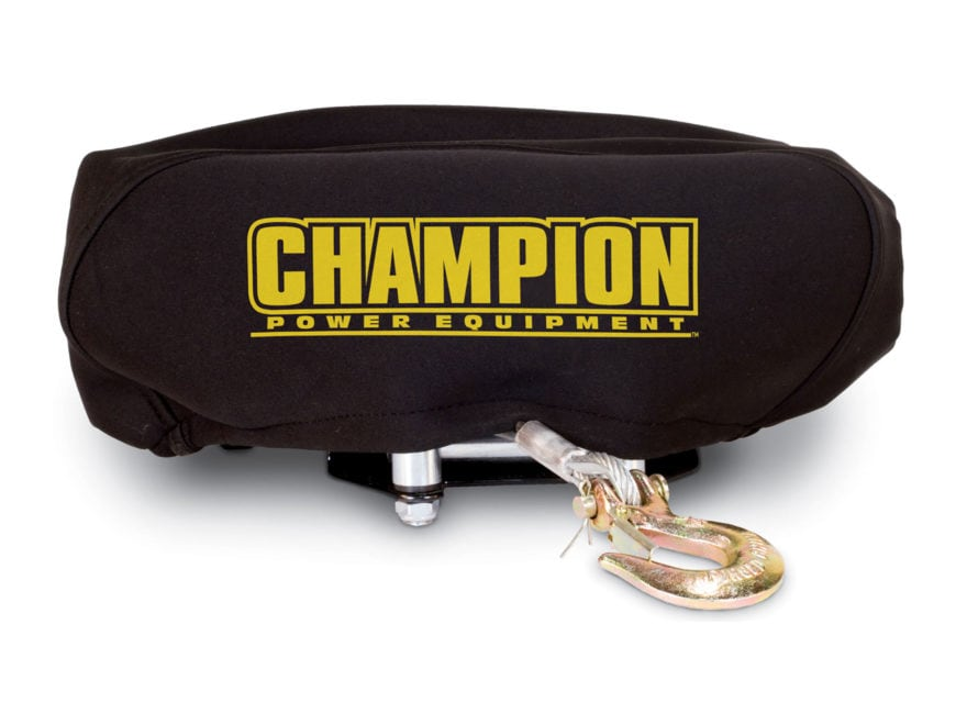 Champion Medium Winch Cover for 4000 & 4500 lb Models