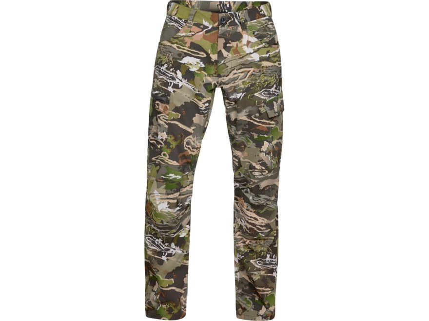 Under Armour Men's UA Field Ops Scent Control Pants Polyester