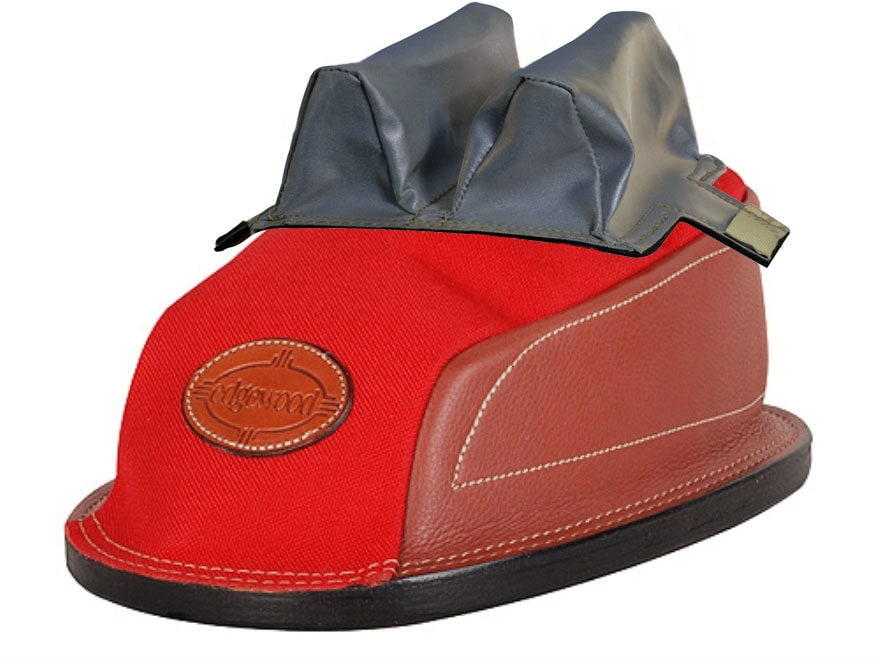 Edgewood Minigater Rear Shooting Rest Bag Tall with Slick Material Regular Ears and Wid...